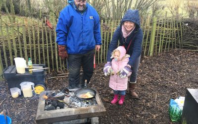 Forest School Taster Day