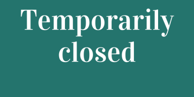 We are currently closed.